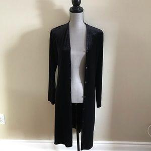 vintage DKNY long jacket